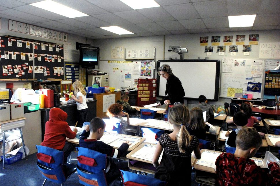 Noise in classrooms: Is it a problem?